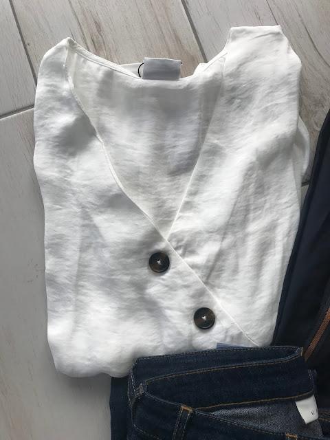 blouse Vila