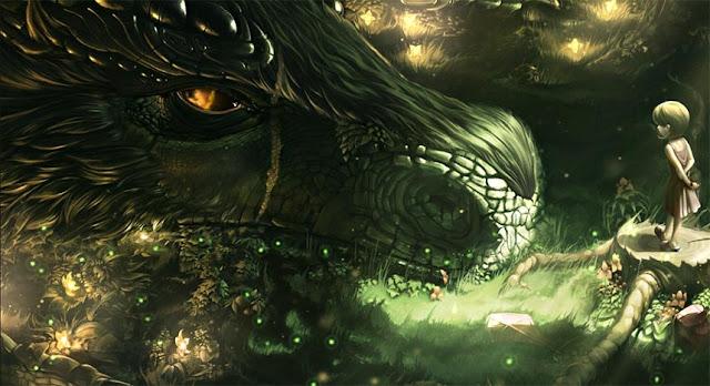 Kind Dragon Wallpaper Engine