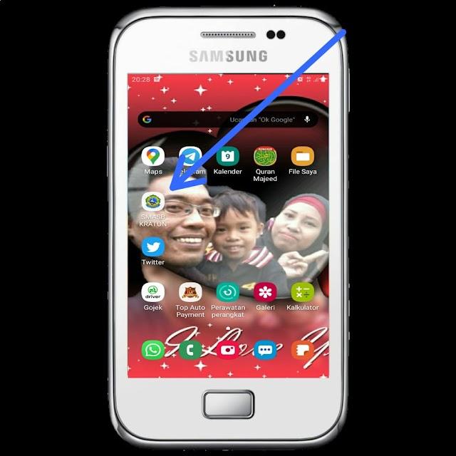 Aplikasi Android SMA Sunan Bonang