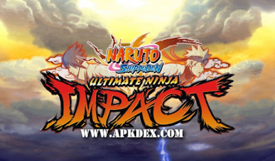 Naruto Shippuden Ultimate Ninja Impact ISO PPSSPP for Android