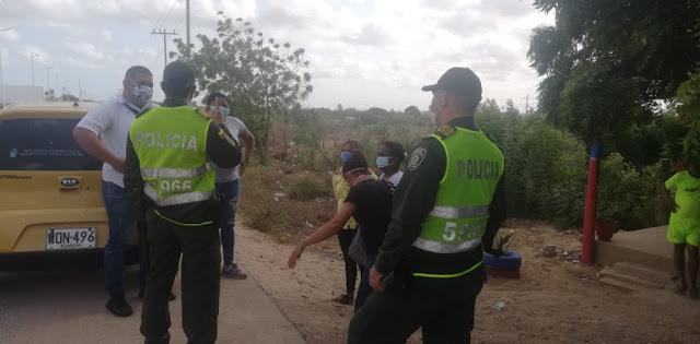 846 personas sancionadas en La Guajira por violar el aislamiento obligatorio