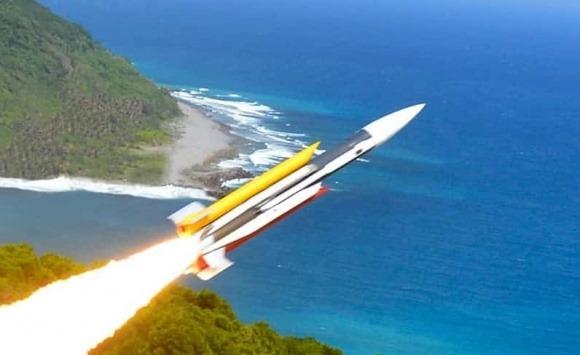 Đài Loan thử tên lửa hành trình có khả năng vươn tới miền trung Trung Quốc