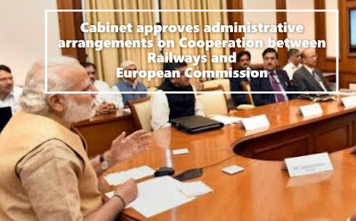Cabinet approves administrative arrangements on Cooperation between Railways and European Commission