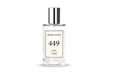 Thrilling Floral Fruity Perfume FM 449