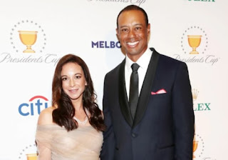 Tiger Woods And His Girlfriend Erica Herman