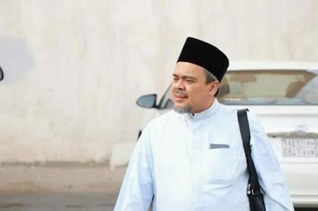 Ditandatangani Habib Rizieq, FPI Tuntut Presiden Jokowi Mengundurkan Diri