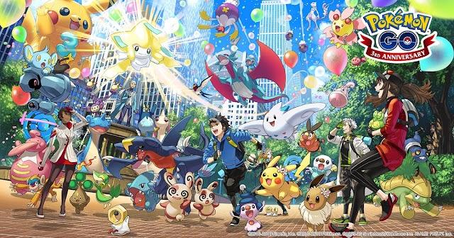 O case de sucesso de Pokémon Go