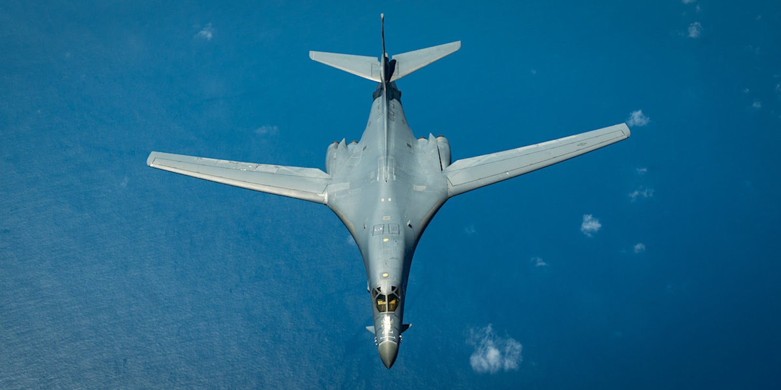 B-1B Lancers To Be loaded With Hypersonic Missiles