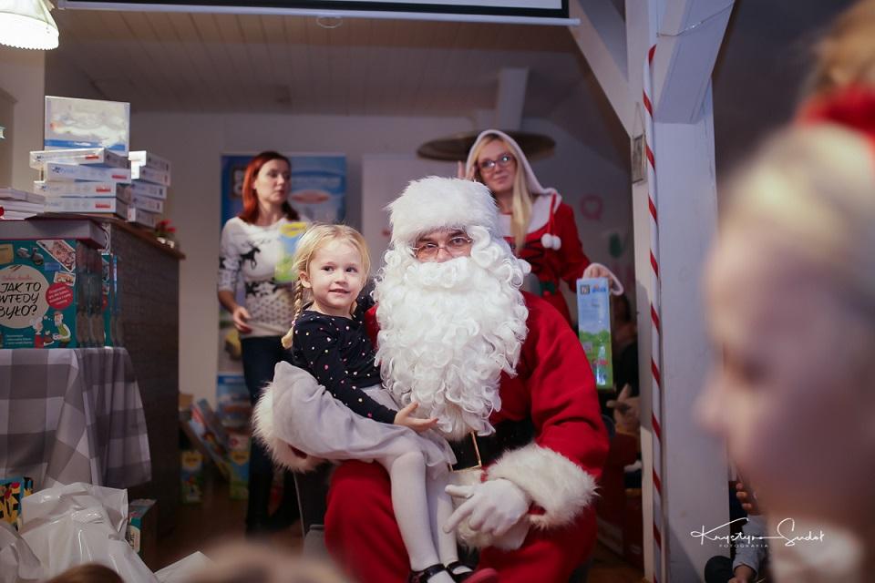 Witaj w krainie Świętego Mikołaja