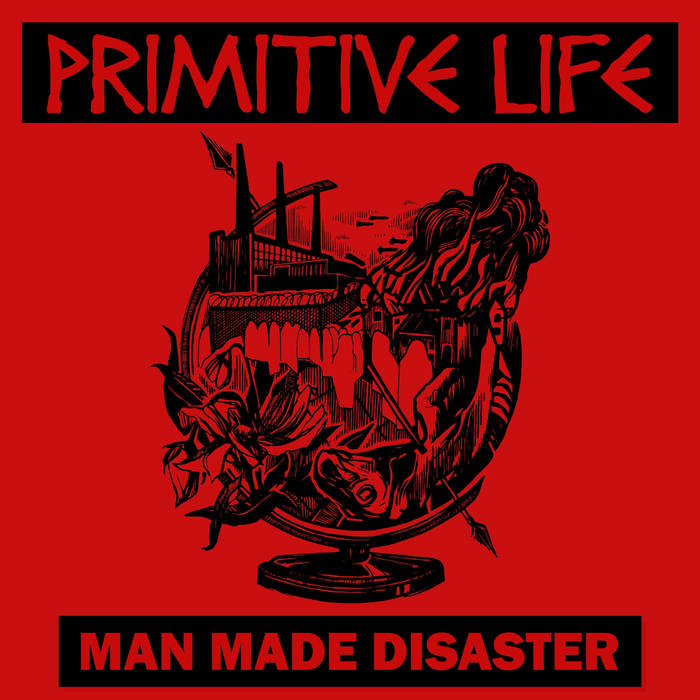man made disaster Definition of man-made disaster: a disastrous event caused directly and principally by one or more identifiable deliberate or negligent human actions.