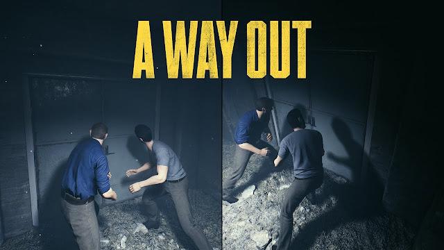 رسميا لعبة A Way Out ممنوعة على المتاجر العربية و هذه طريقة الحصول على الترجمة العربية ...