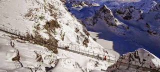 Jembatan Titlis Cliff Walk