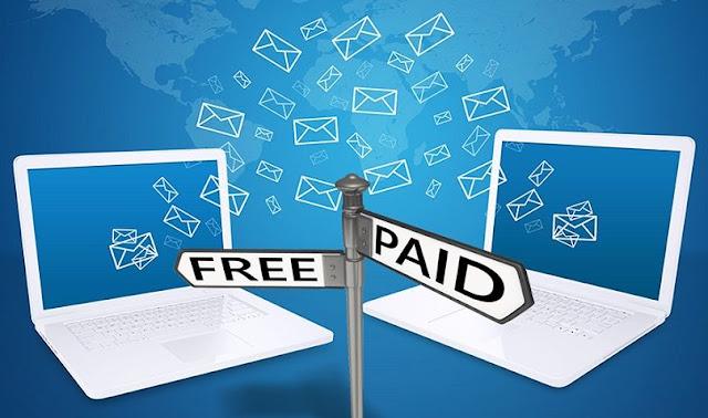 Email Gratis vs Email Berbayar