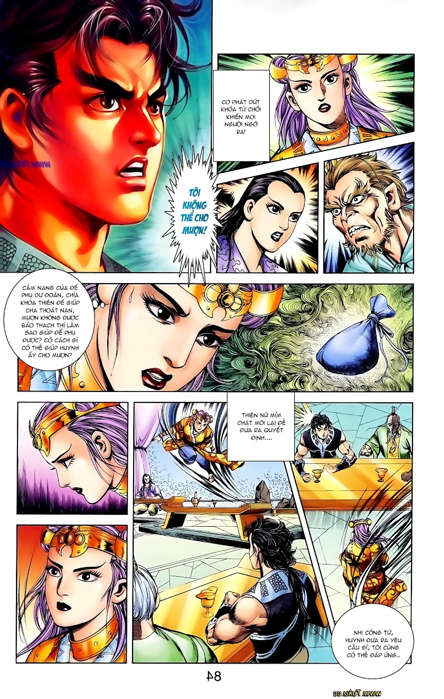 Cơ Phát Khai Chu Bản chapter 108 trang 20