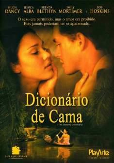 Dicionário de Cama Torrent - WEB-DL 720p/1080p Dual Áudio