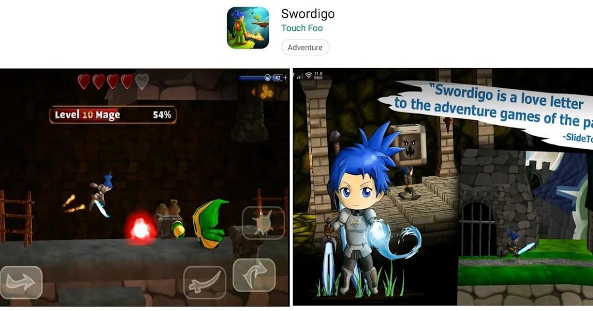 Ini Dia Rekomendasi Game Offline Android Petualang Terbaik