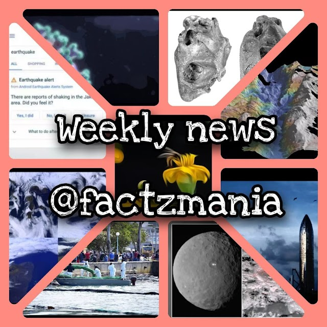 SCIENCE RELATED NEWS OF THE WEEK : CORONAVIRUS AND HOST CELL, DINOSAUR BONES, TEETH OF COROCODILE LIKE BANANAS AND MORE