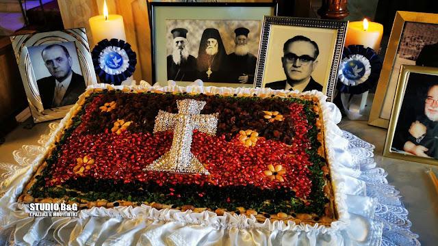 Μνημόσυνο για τα θύματα στη Μικρά Ασία και τους ευεργέτες της Νέας Κίου στον Ι.Ν Θεομάνας στην Αργολίδα