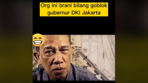 Viral Pria Sebut Anies Gubernur Goblok, Tokoh NU: Kalau Jokowi yang Dihina Auto Ciduk
