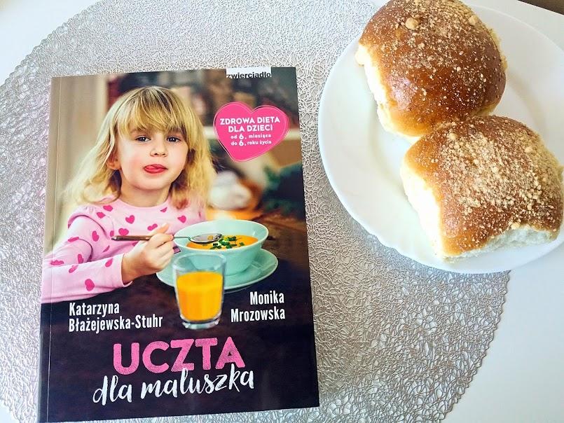 """Mogło być dużo lepiej: """"Uczta dla maluszka"""" - Katarzyna Błażejewska-Stuhr, Monika Mrozowska"""