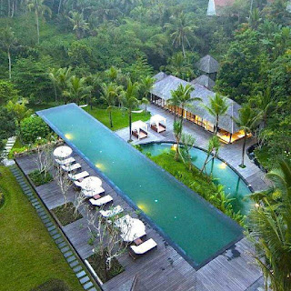 Komaneka At Bisma, Beautiful and Romantic Resort