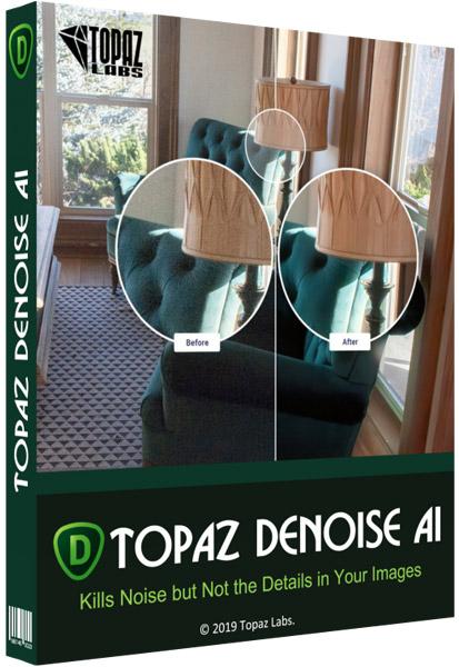 Topaz DeNoise AI 2.1.5 + Ativador Download Gratis