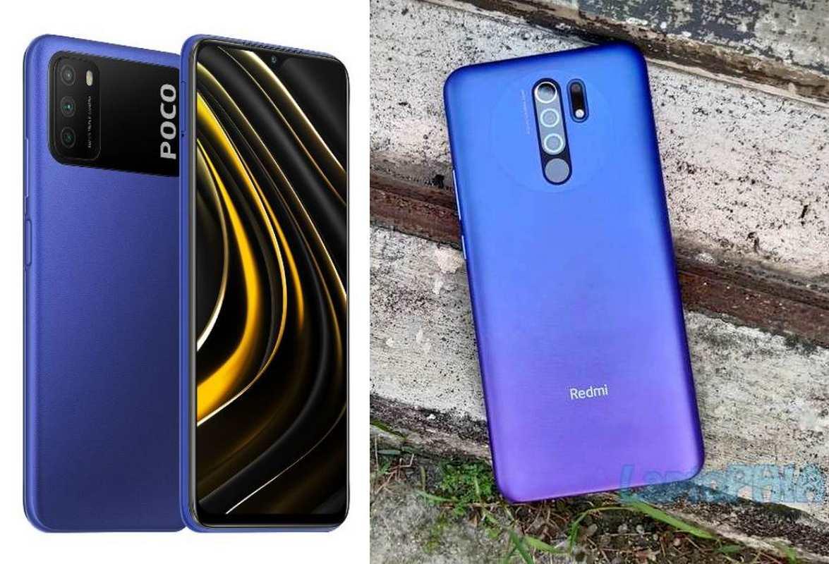 Komparasi Poco M3 vs Xiaomi Redmi 9: Harga Beda Tipis, Pilih Mana?