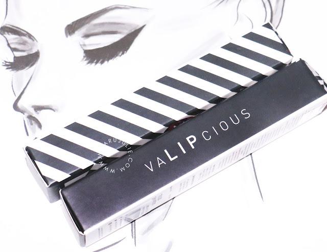 Lipcream matte Mizzu Valipcious Velvet Matte