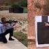 Polémico vídeo de Ortega Smith disparando un rifle de asalto