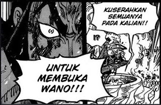 One Piece Chapter 972 Bahasa Indonesia