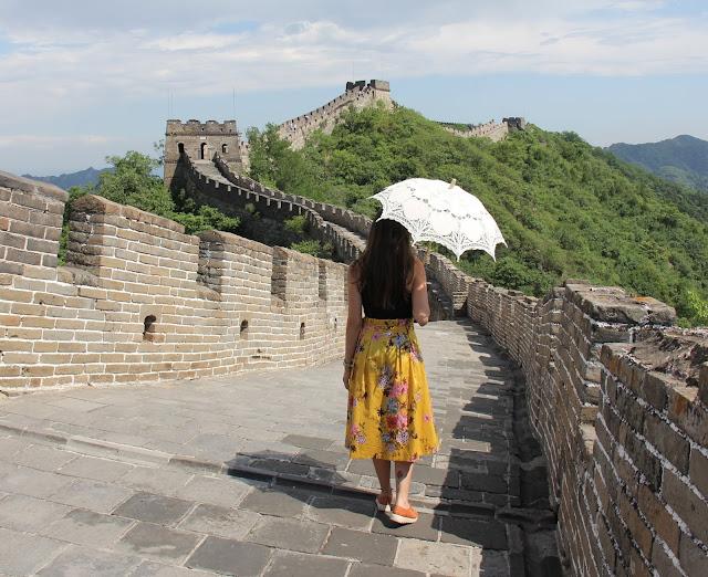Muralha da China, qual parte visitar. Muralha da China melhor época.