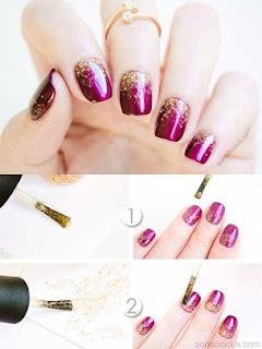 Tips Menggunakan Glitter dan Cara Membersihkannya