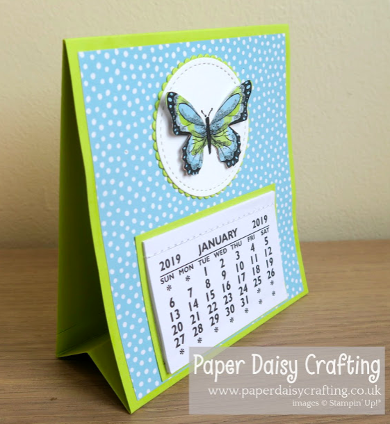 Nigezza Creates with Stampin Up! and Paper Daisy Crafting and Butterfly Gala