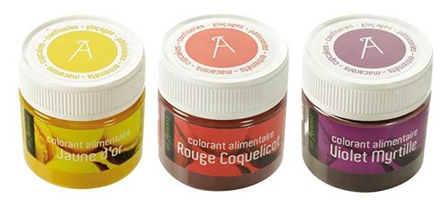colorant-poudre