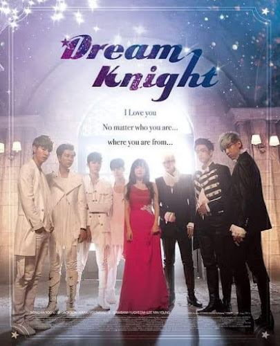 تقرير عن الدراما الكورية   Dream Knight(ملخص)