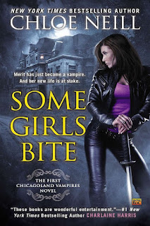 Some girls bite | Chicagoland vampires #1 | Chloe Neill