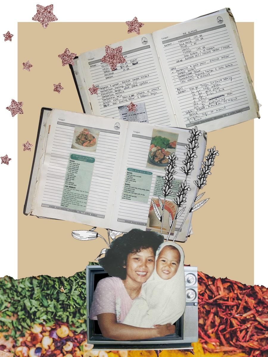 buku resep ibu