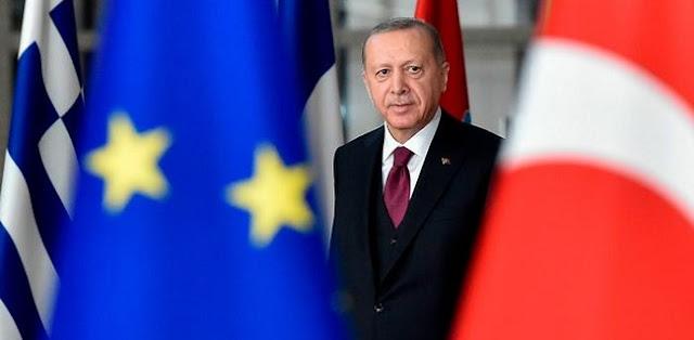 Erdogan: Uni Eropa Harus Adil Dan Tak Boleh Memihak Di Laut Mediterania Timur