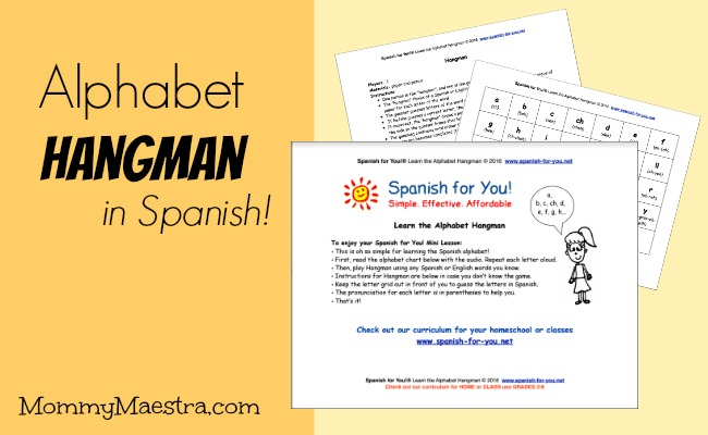 Mommy maestra september 2016 as promised im delighted to share a second freebie this month from our sponsor spanish for you we are so grateful to them for the excellent downloads ibookread ePUb