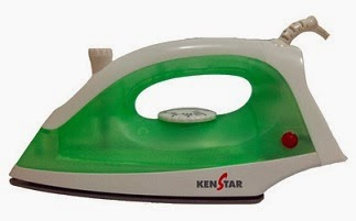 Kenstar Super Shiney Steam Iron worth Rs.1295 for Rs.549 Only (Free Home Delivery) Limited time Offer