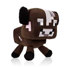 Minecraft Jazwares Cow Plush