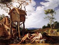 Abraham Bloemaert: Lignelsen om hveden og ugræsset