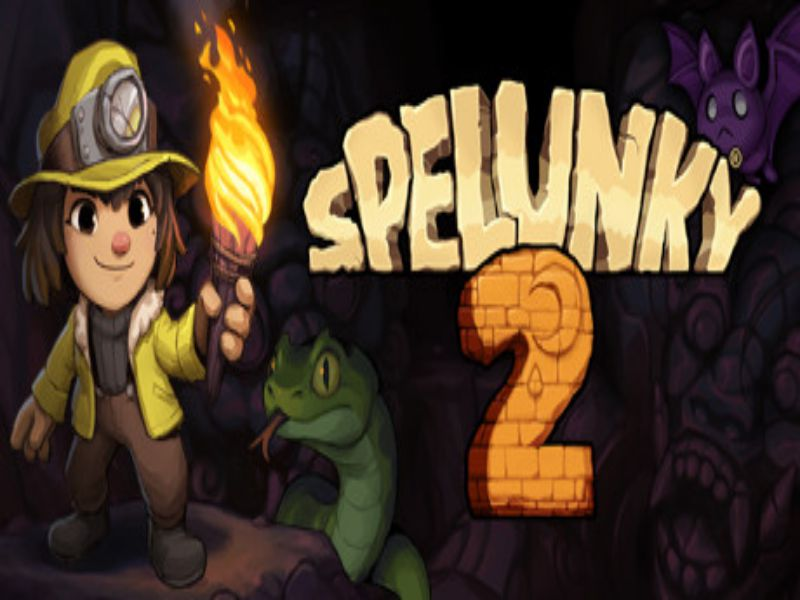 Download Spelunky 2 Game PC Free