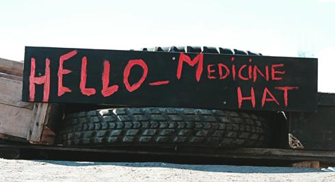 Medicine Hat Alberta Images
