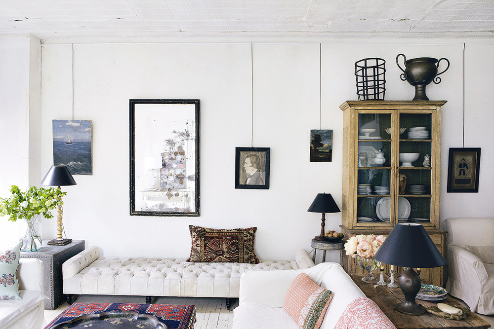 John Derian's inspired house in New York