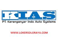 Lowongan Kerja PT Karanganyar Agustus 2021 di Indo Auto Systems (KIAS)