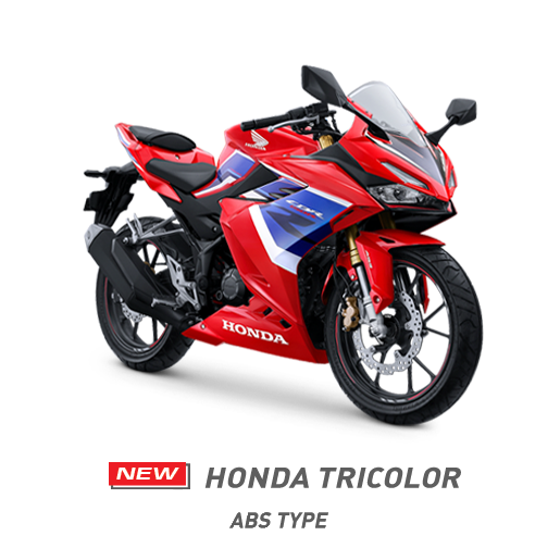 Harga dan Spesifikasi CBR 250 serta CBR 150 Tricolor 2021