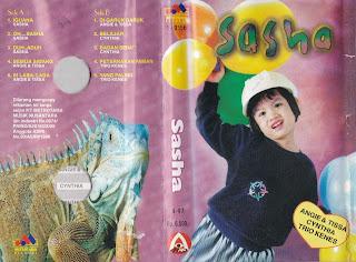 sasha album sasha www.sampulkasetanak.blogspot.co.id