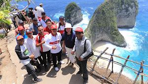 Kementerian PUPR perintahkan  Usulan Percepatan KSPN di Kepulauan Nusa Penida