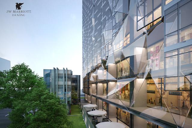 Giá bán căn hộ Marriot Đà nẵng